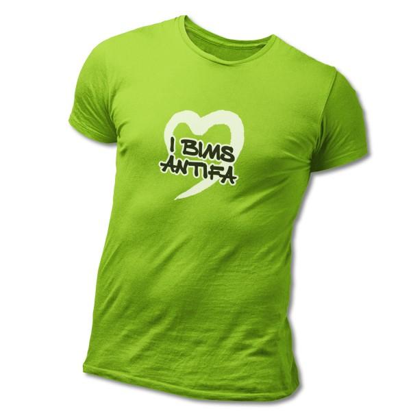 "T-Shirt ""I bims ANTIFA"""