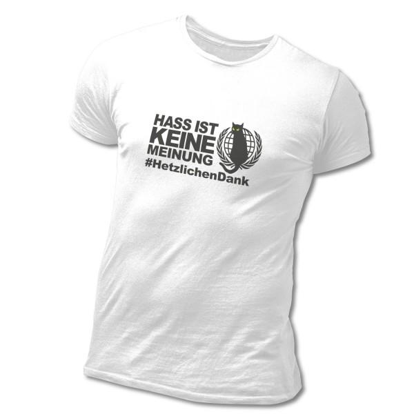 "Soli-T-Shirt ""#HetzlichenDank"""