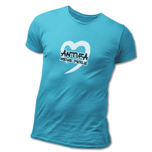 """T-Shirt """"ANTIFA Meine Perle"""""""