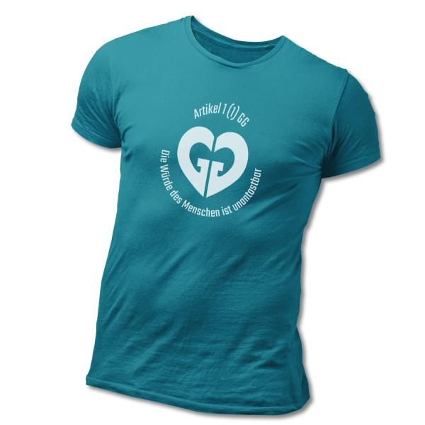 """T-Shirt """"Die Würde des Menschen"""""""