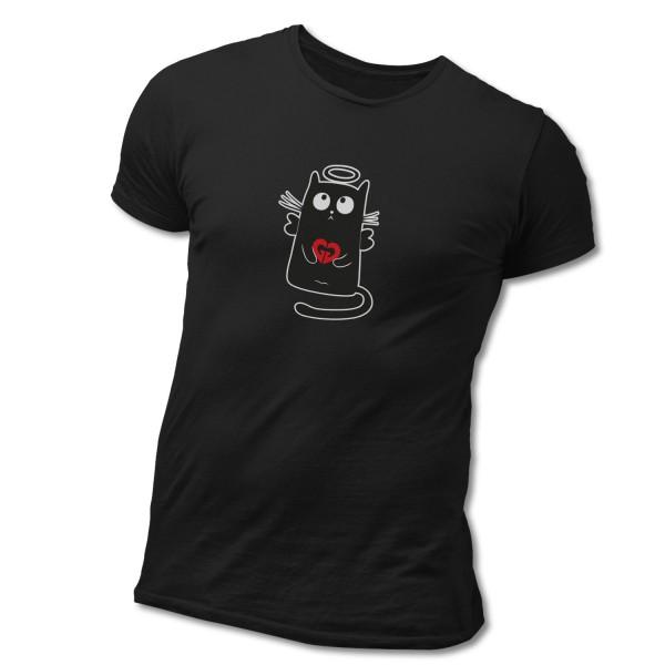 """T-Shirt """"GG-Mietze"""""""