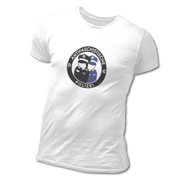 """T-Shirt """"Antifaschistische Polizei"""""""